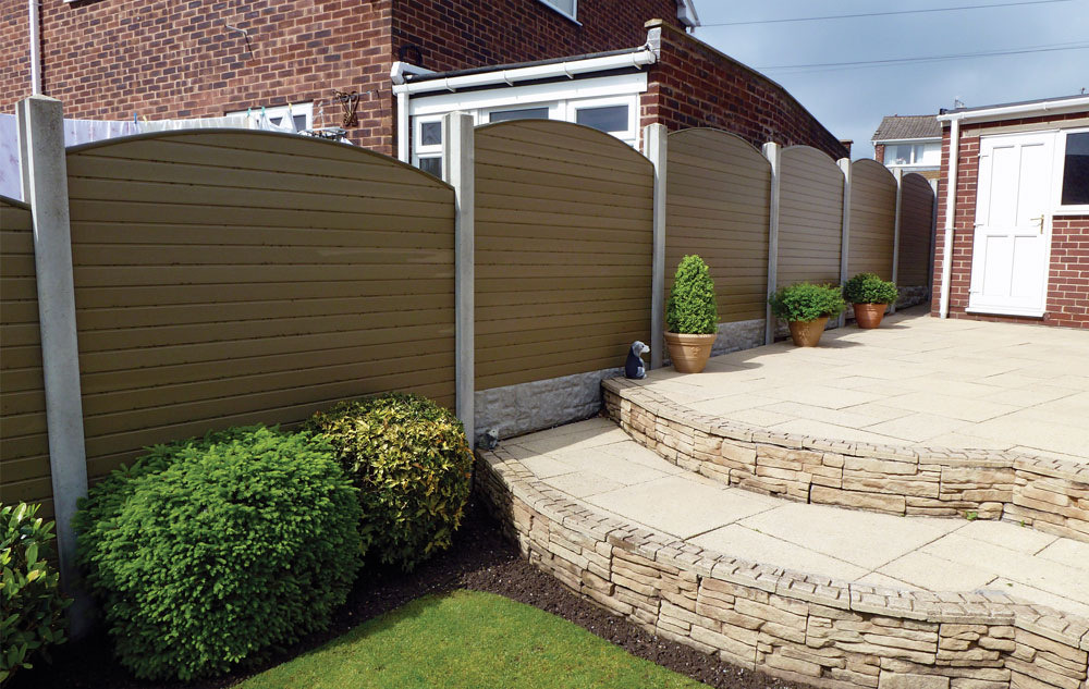 Composite Fencing Ammanford Carmarthenshire